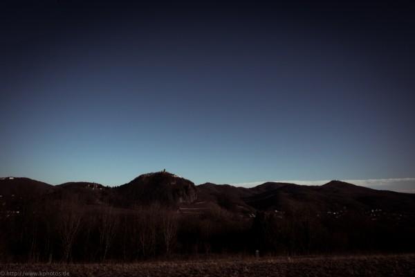 7Gebirge - Blick Richtung ZuHause